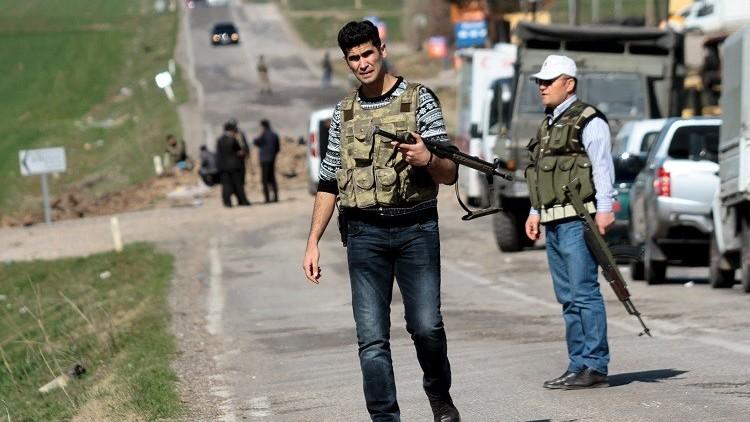 تركيا.. مقتل شرطيين 2 و3 مسلحين في اشتباكات جنوب شرق البلاد
