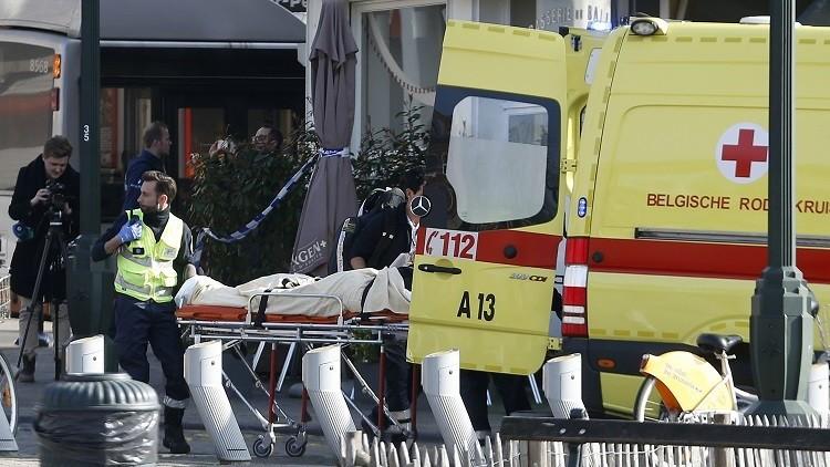 سلطات بلجيكا: المسلح القتيل في بروكسل ليس صلاح عبد السلام (فيديو)
