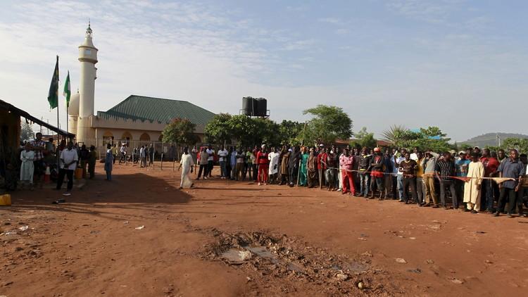 مقتل 22 شخصا في تفجير انتحاري مزدوج في مسجد بنيجيريا