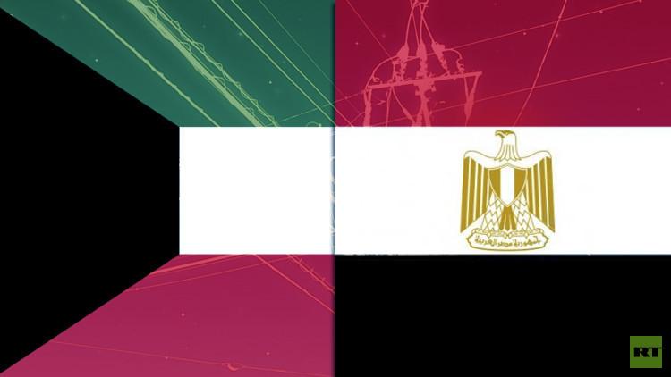 اتفاق مصري-كويتي بنحو 108 ملايين  دولار لإنشاء محطة كهربائية