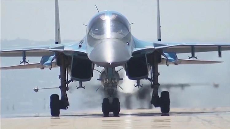 صحيفة أمريكية: روسيا أظهرت في سوريا جبروتا عسكريا لم يتوقعه الغرب