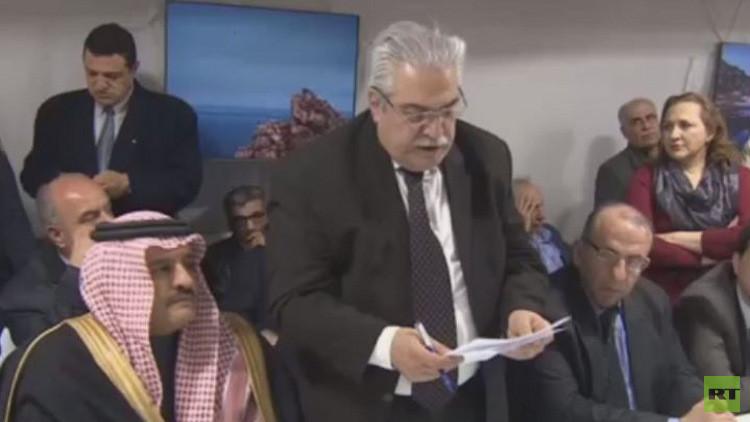 ممثلون عن المعارضة السورية الداخلية يصدرون بيانا من