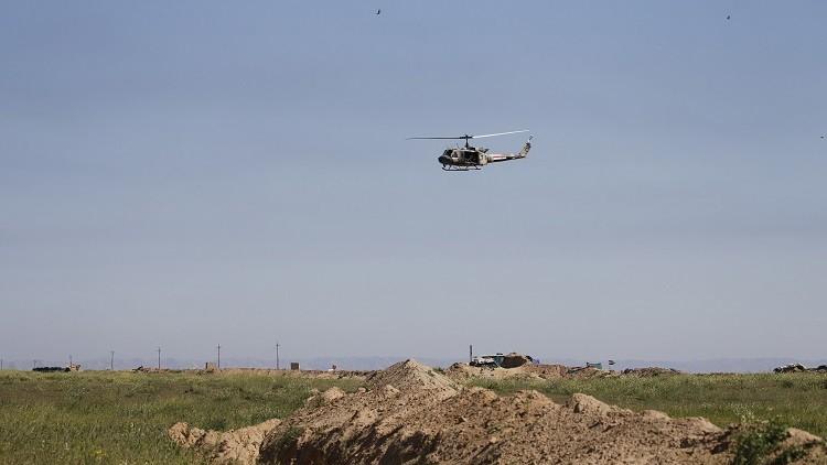 سقوط طائرة استطلاع عراقية وفقدان ثلاثة طيارين قرب كركوك وتنظيم