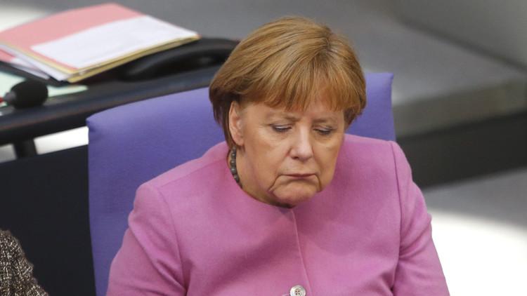 ميركل: انضمام تركيا إلى الاتحاد الأوروبي ليس في جدول الأعمال