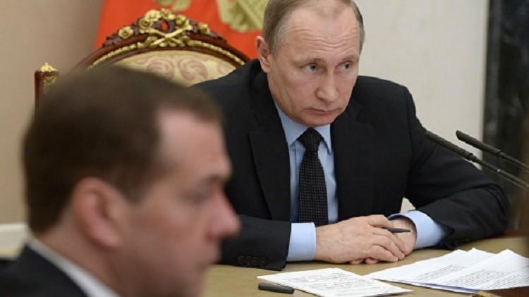 بوتين: مسؤولو الرياضة لم يبلغوا في الوقت المناسب الرياضيين بشأن الالتزام بقوائم المنشطات