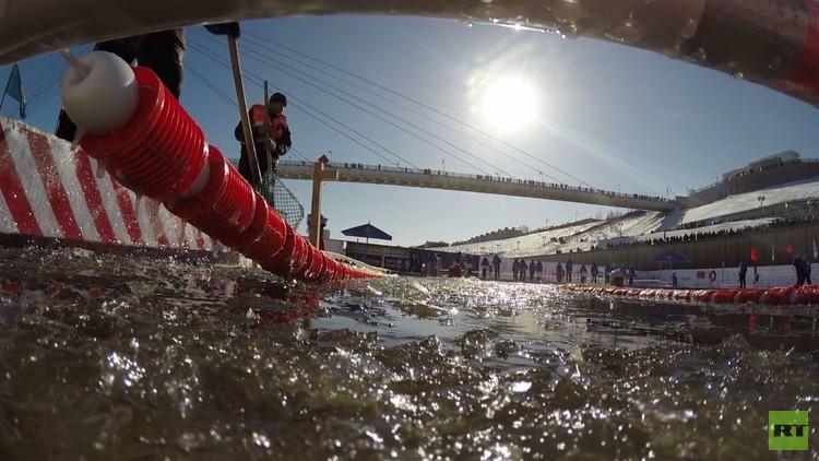 بطولة العالم للسباحة الشتوية