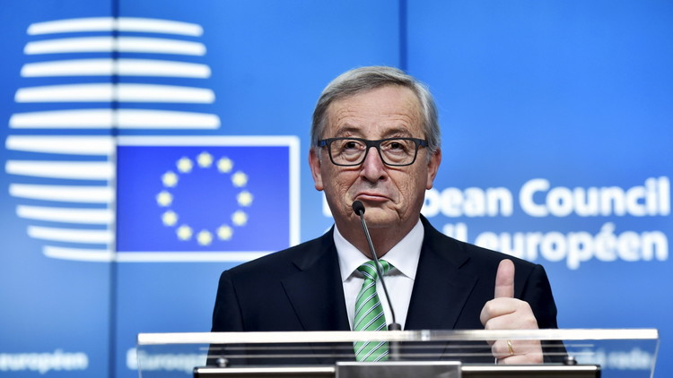 يونكر: لا أتوقع انضمام تركيا للاتحاد الأوروبي في العقد القادم