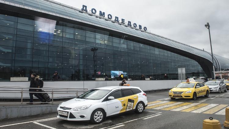 إدخال مسدس عبر أمن مطار دوموديدوفو في موسكو دون أن يكشف