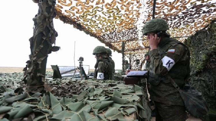 تدريبات القوات الخاصة الروسية والطاجيكية في جبال طاجيكستان