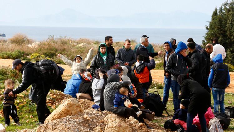 أنقرة تصر على شروط ثلاثة لتسوية أزمة اللاجئين