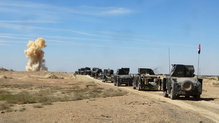الأمم المتحدة: فرار 35 ألف مدني من المعارك في هيت غرب العراق
