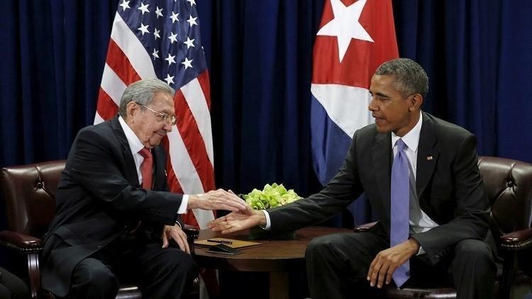 ما الهدية التي قدمتها كوبا لأوباما؟