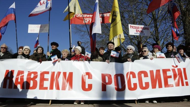 الكرملين: القرم جزء من روسيا وليست موضوع محادثات أو اتصالات دولية