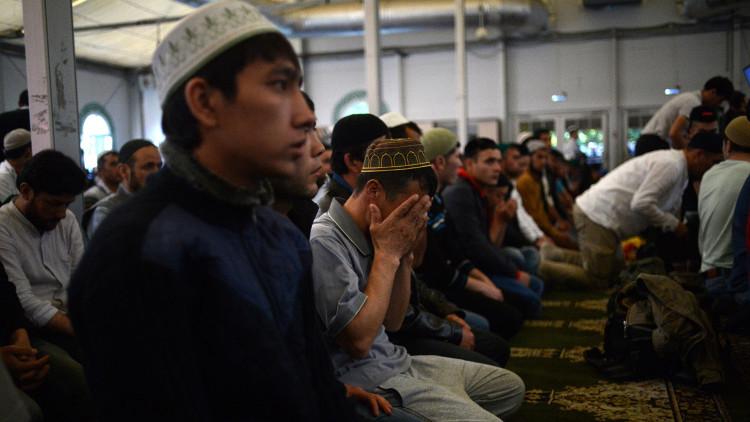 اعتقال عامل في موسكو يحث المسلمين على السفر إلى أراضي
