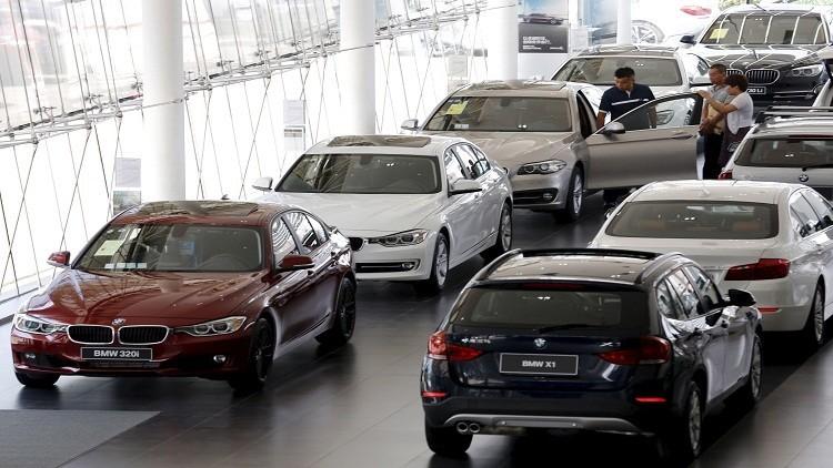 ارتفاع مفاجئ في أسعار السيارات الأجنبية في روسيا