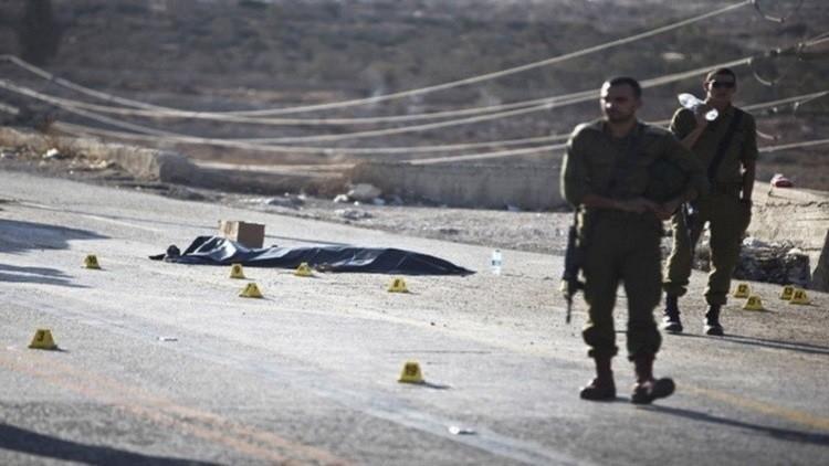مقتل شاب فلسطيني برصاص إسرائيلي في الخليل