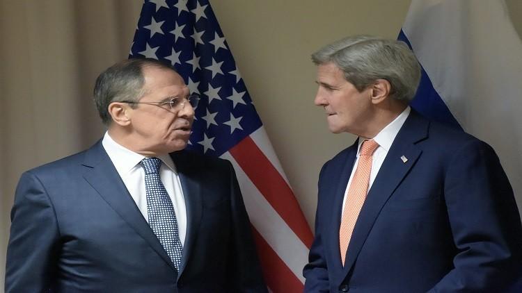 الخارجية الروسية: كيري يناقش الملف السوري في 23-24 مارس بموسكو