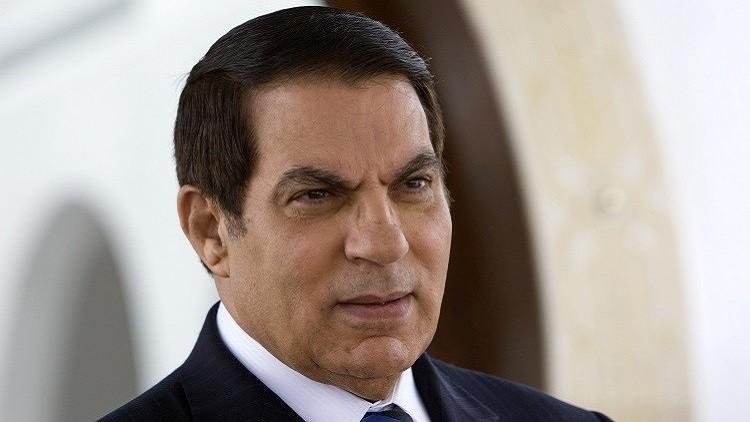محكمة تونسية تصدر حكما بسجن بن علي 10 سنوات