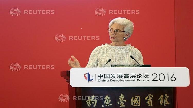صندوق النقد الدولي يدعو إلى نظام مالي أكثر أمانا