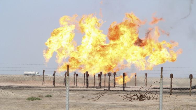 العراق يصدر أول شحنة من مكثفات الغاز في تاريخه