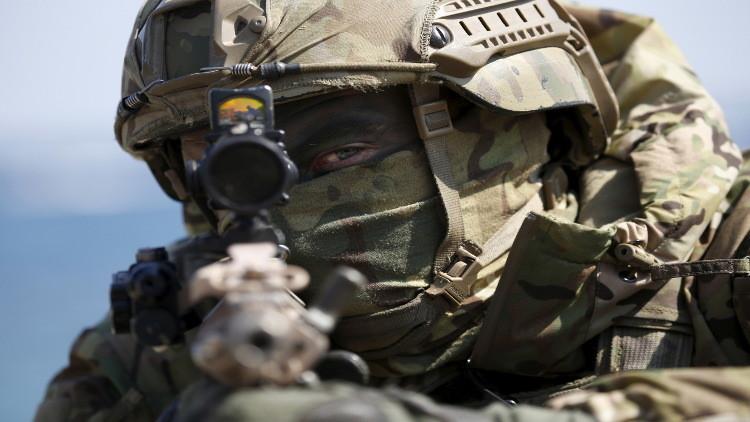 واشنطن توجه وحدة مشاة بحرية إلى العراق
