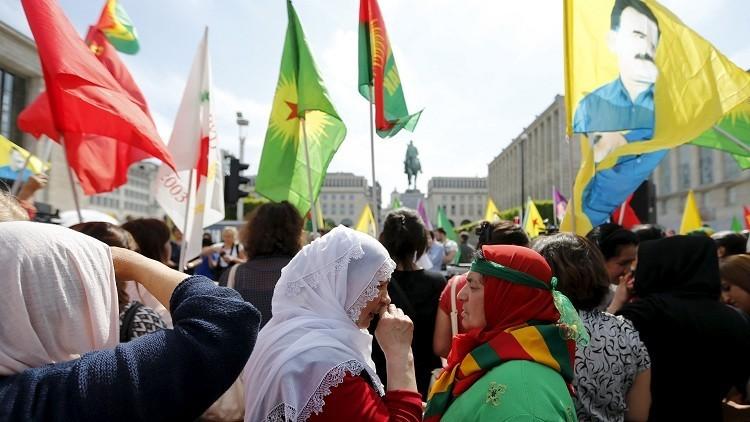 تركيا تستدعي سفير بلجيكا احتجاجا على سماحها للأكراد بالاعتصام