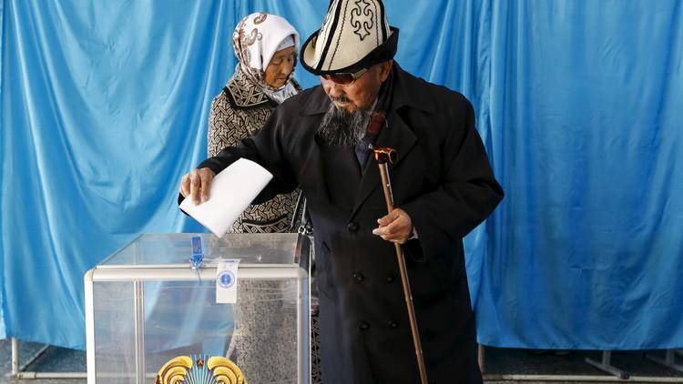 كازاخستان.. استطلاعيظهر تصدر الحزب الحاكم في الانتخابات البرلمانية الجارية