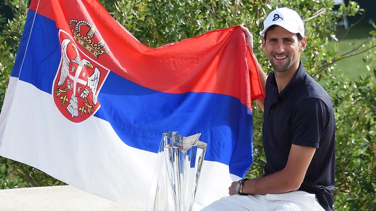 دجوكوفيتش بطلا لدورة إنديان ويلز لأساتذة التنس