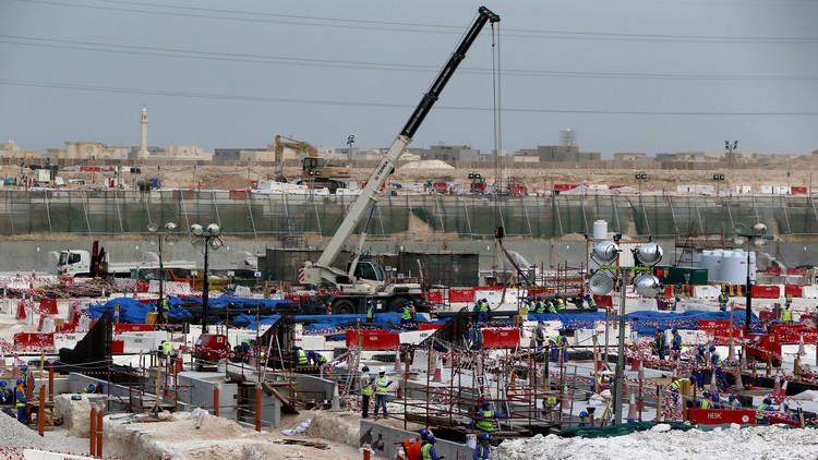 إقامة خيام بدوية لجمهور مونديال قطر 2022