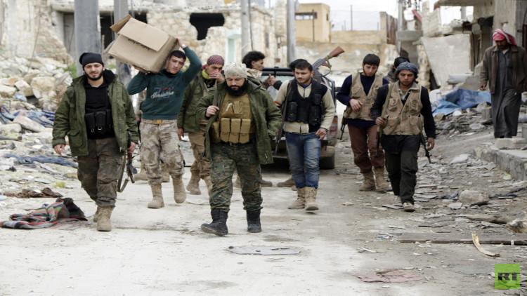 مركز حميميم : تواصل أعمال إصلاح وإعادة تأهيل المرافق العامة في المدن السورية