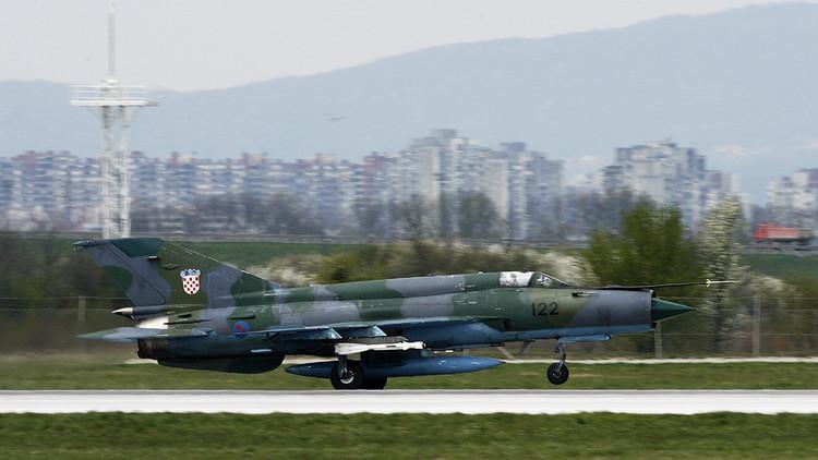 كرواتيا تحقق في صفقة شراء طائرات ميغ متهالكة من أوكرانيا