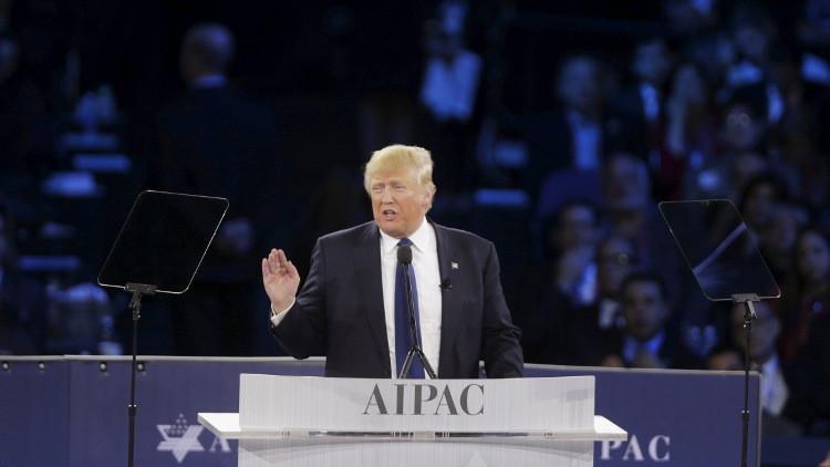 ترامب: سأنقل سفارتنا إلى القدس وسأقاوم فرض إرادة الأمم المتحدة على إسرائيل