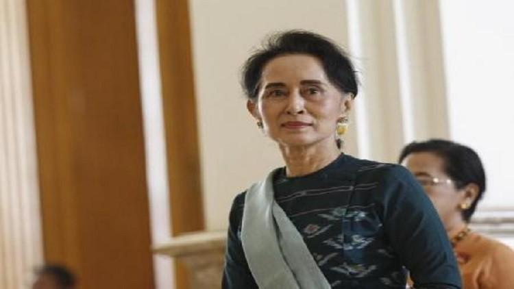 رئيس برلمان ميانمار: ترشيح سوكي للانضمام للحكومة الجديدة