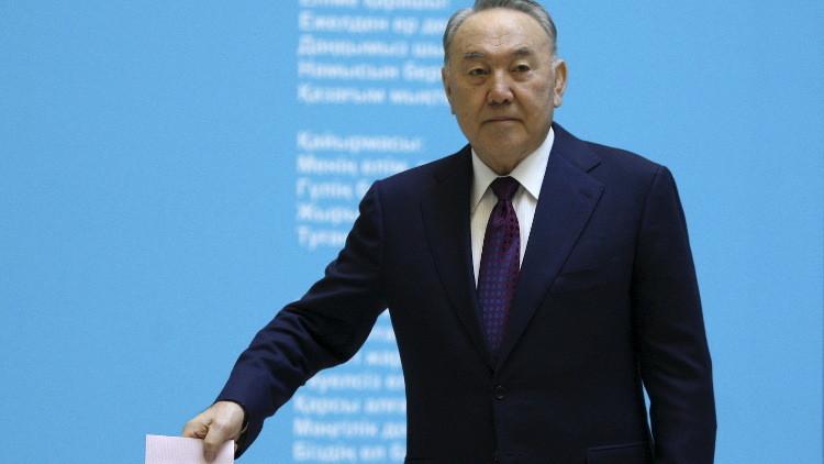 الحزب الحاكم في كازاخستان يحصد 84 مقعدا في البرلمان