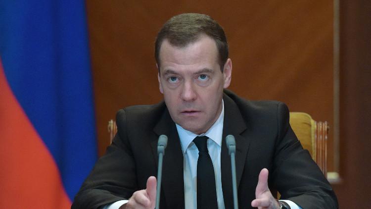 رئيس جهاز الأمن الأوكراني يتهم روسيا بالتورط في هجمات بروكسل وميدفيديف يصفه بالمتخلف