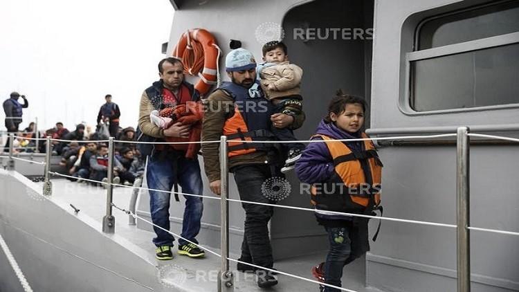 الأمم المتحدة تتخذ إجراءات تحد من تدفق المهاجرين على الجزر اليونانية