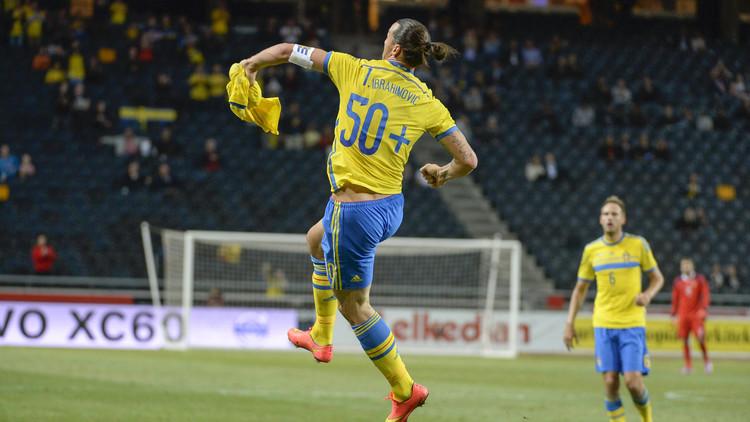 السلطان السويدي إبرا يغيب عن مباراة تركيا