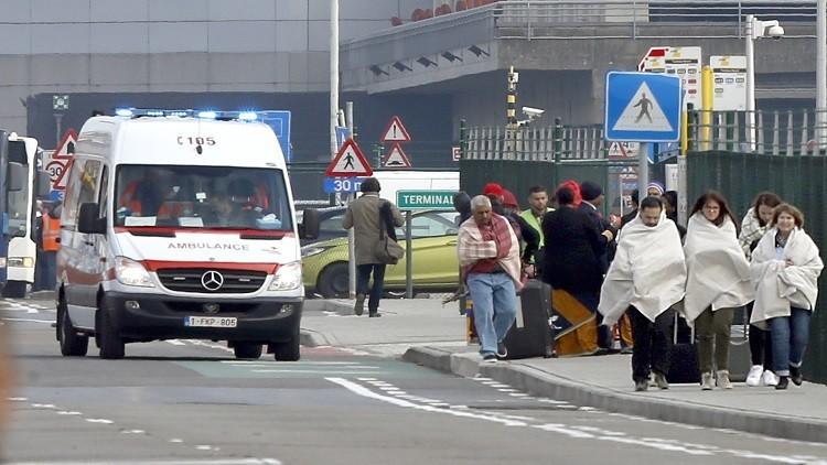 وزراء الاتحاد الأوروبي سيجتمعون لمناقشة هجمات بروكسل