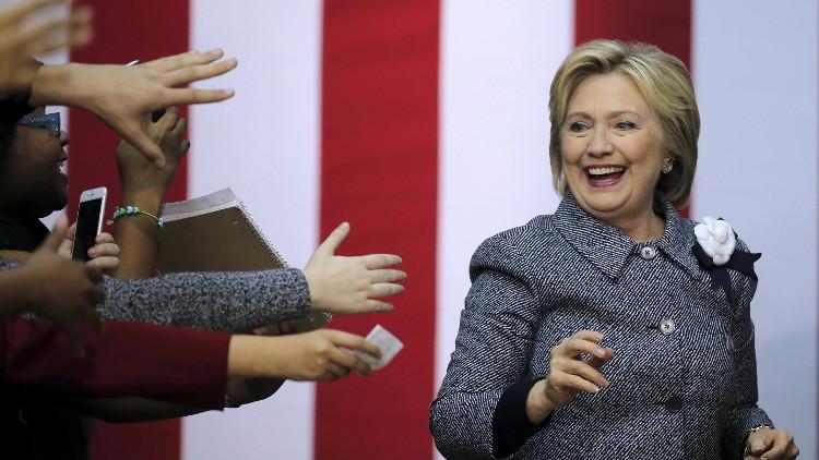 كلينتون وترامب يكسبان الانتخابات التمهيدية بولاية أريزونا
