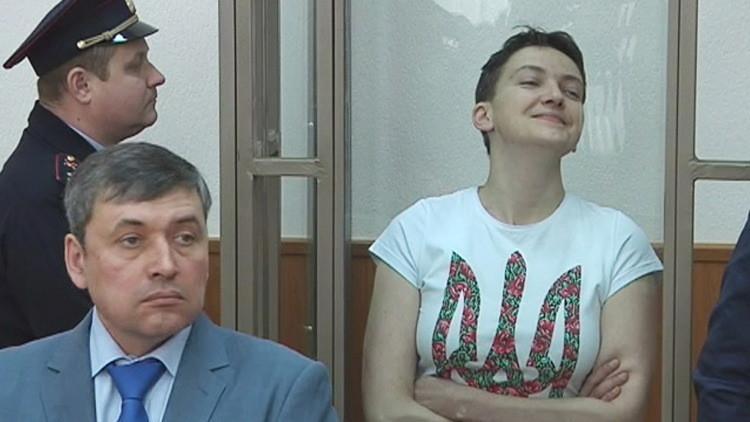لافروف: سمعنا عن اقتراحات حول مبادلة سافتشينكو، وبوتين سيقرر مصيرها