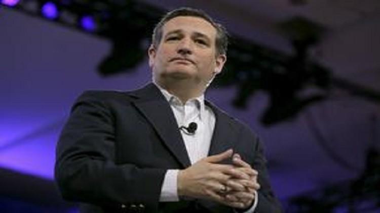 مرشح الرئاسة الأمريكي تيد كروز يدعو إلى وضع الأحياء المسلمة في أمريكا تحت الرقابة