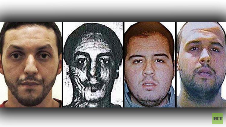 التعرف على هوية منفذي هجمات بروكسل
