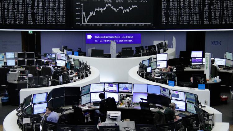 الأسهم الأوروبية  ترتفع بعد قرار