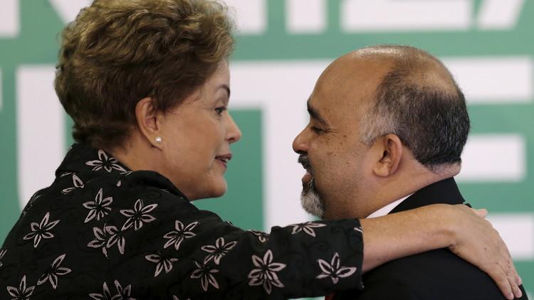 وزير الرياضة البرازيلي يستقيل قبل خمسة أشهر من افتتاح الاولمبياد