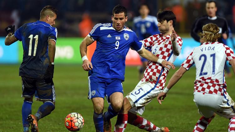 كرواتيا تكرم إسرائيل وديا بثنائية  .. (فيديو)