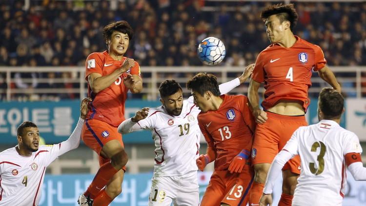 لبنان يخسر أمام كوريا الجنوبية بهدف قاتل .. (فيديو)