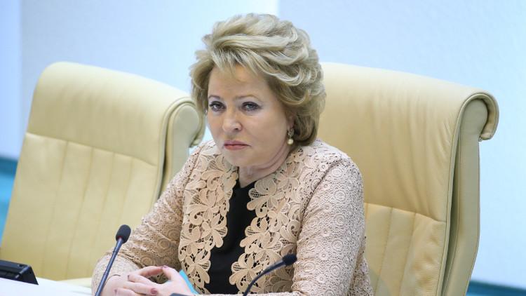 ماتفيينكو: مستعدون لتحسين العلاقات مع أنقرة إذا اعترفت بمسؤوليتها عن إسقاط قاذفتنا
