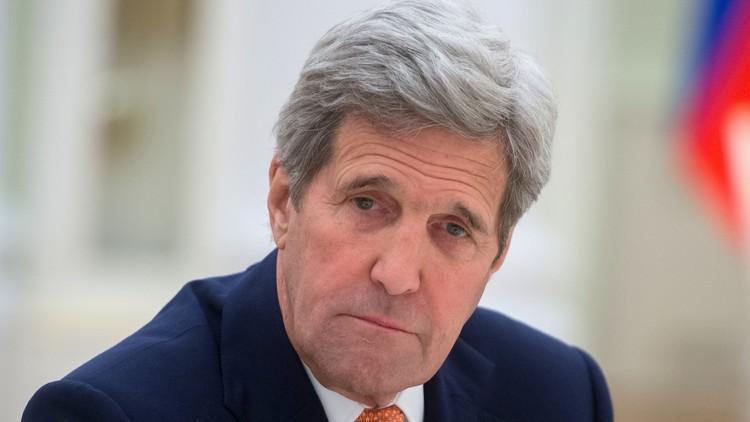 كيري: يجب التخلي عن أي نوايا خفية لضمان فعالية الحرب على