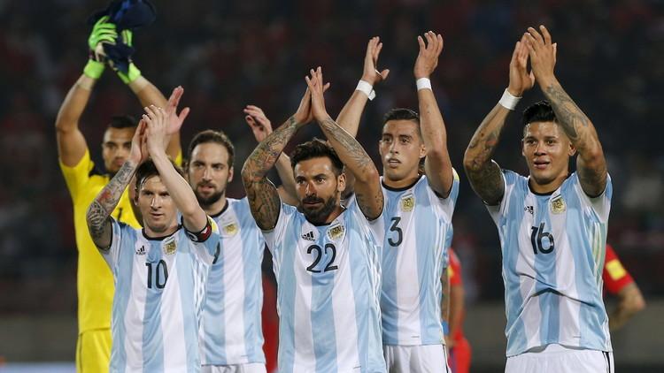 التانغو الأرجنتيني ينتقم من لاروخا التشيلي.. (فيديو)