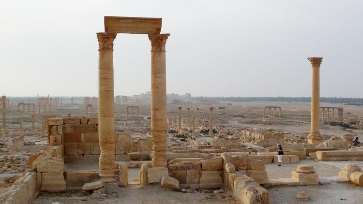 من سلم تدمر لداعش ولماذا تثير واشنطن شكوك حلفائها؟